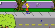 The Simpsons: Bart's Nightmare SNES Screenshot