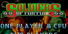 Soldiers of Fortune SNES Screenshot