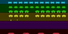 Space Invaders SNES Screenshot
