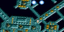 Space Megaforce SNES Screenshot