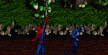 Spider-Man & Venom: Separation Anxiety SNES Screenshot