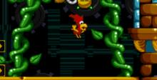 Super Alfred Chicken SNES Screenshot