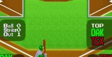 Super Batter Up SNES Screenshot