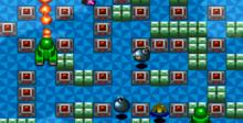 Super Bomberman SNES Screenshot