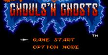 Super Ghouls 'n Ghosts SNES Screenshot