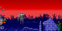 Terminator 2: The Arcade Game SNES Screenshot
