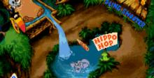 Timon & Pumbaa's Jungle Games SNES Screenshot
