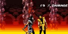Ultimate Mortal Kombat 3 SNES Screenshot