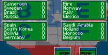 World Cup USA 94 SNES Screenshot