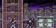 X-Kaliber 2097 SNES Screenshot