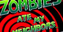 Zombies Ate My Neighbors SNES Screenshot