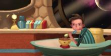 Broken Age: Act 1 Nintendo Switch Screenshot