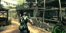 Resident Evil 5 Nintendo Switch Screenshot