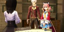 Atelier Escha & Logy: Alchemists of the Dusk Sky PS Vita Screenshot