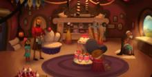 Broken Age: Act 1 PS Vita Screenshot