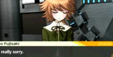 Danganronpa: Trigger Happy Havoc PS Vita Screenshot
