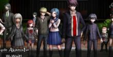 Danganronpa V3: Killing Harmony PS Vita Screenshot