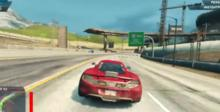 Need for Speed: Most Wanted PS Vita Screenshot