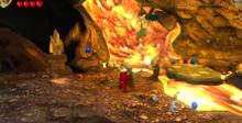 LEGO The Lord of the Rings Wii Screenshot
