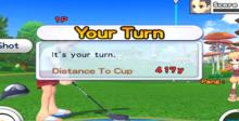 Super Swing Golf Wii Screenshot