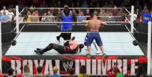 WWE 2K15 XBox One Screenshot