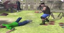 Backyard Wrestling: Don't Try This at Home XBox Screenshot