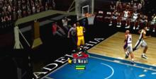 NBA Inside Drive 2002 XBox Screenshot
