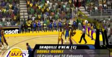 NBA Inside Drive 2004 XBox Screenshot