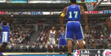 NBA Live 2004 XBox Screenshot