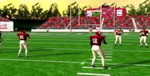 NCAA College Football 2K3 XBox Screenshot
