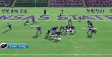 NCAA Football 08 XBox Screenshot