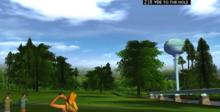 Outlaw Golf XBox Screenshot
