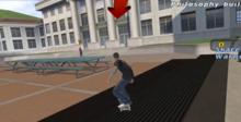 Tony Hawks - Pro Skater 4 XBox Screenshot