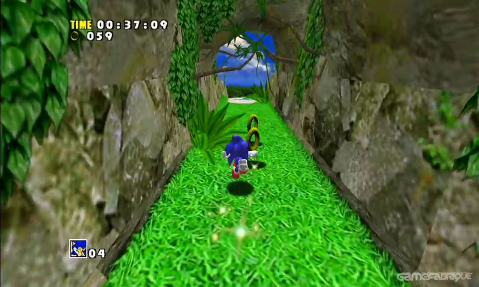 Sonic Adventure Download Game   GameFabrique