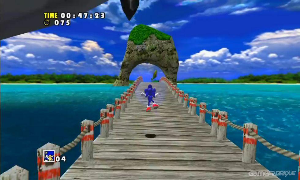 Sonic Adventure Download Game | GameFabrique