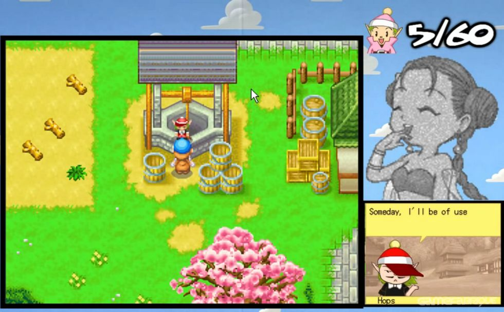 harvest moon ds cute rom free download