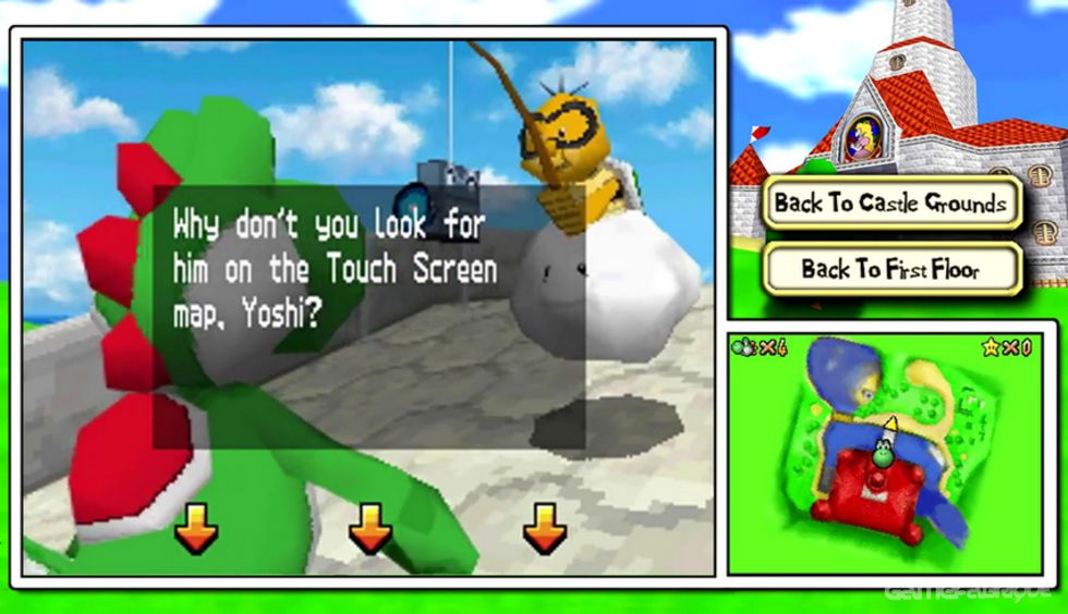 Super Mario 64 DS Download Game | GameFabrique