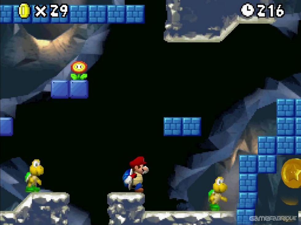 New Super Mario Bros Download Game | GameFabrique