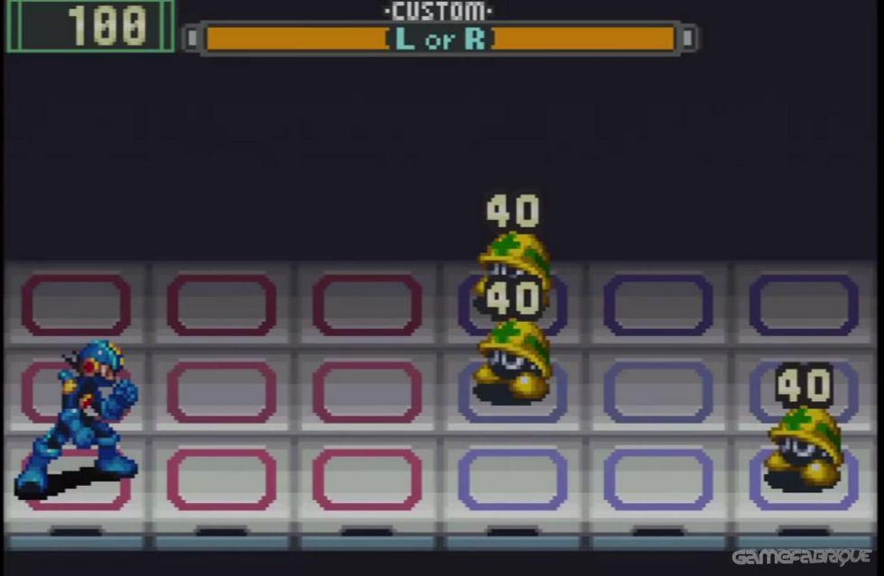 Mega Man Battle Network Download Game   GameFabrique