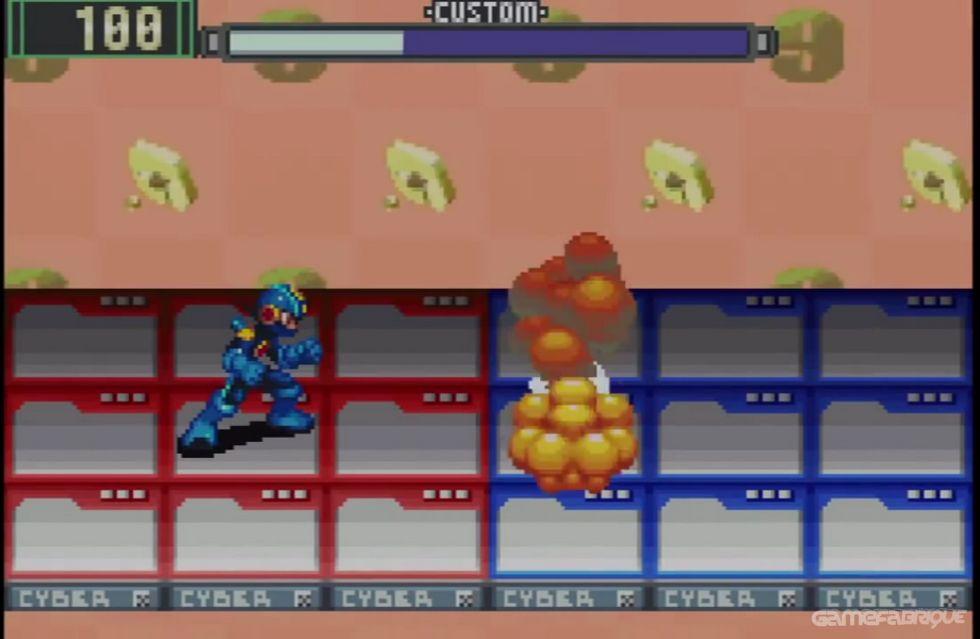 Mega Man Battle Network Download Game | GameFabrique