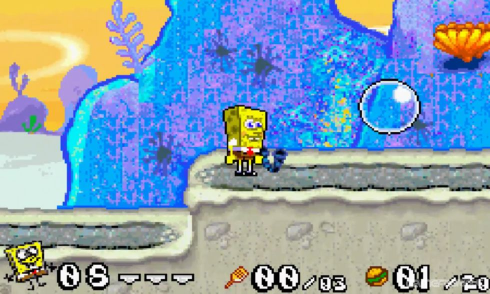 Have review gba battle for bikini bottom commit