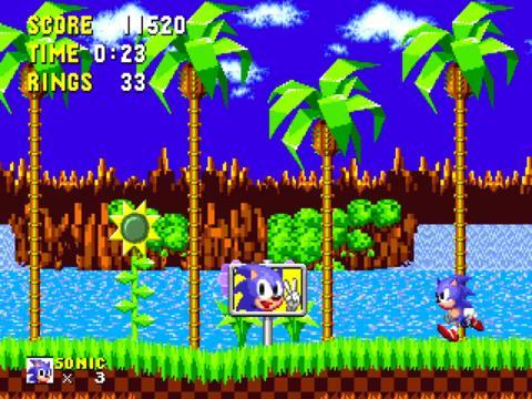 Sonic The Hedgehog Download Game Gamefabrique