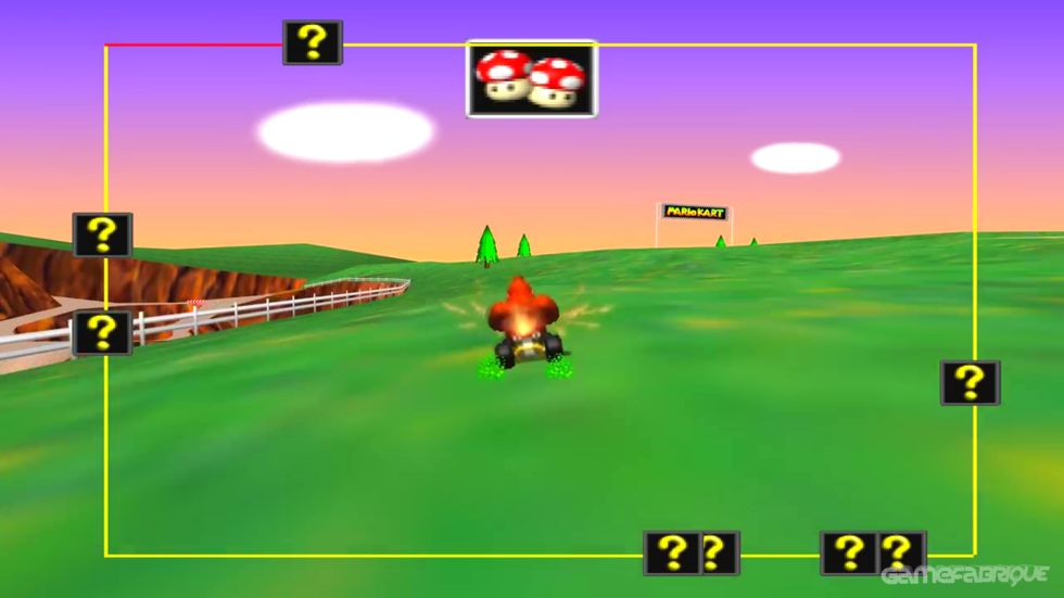 Mario Kart 64 Download Game Gamefabrique