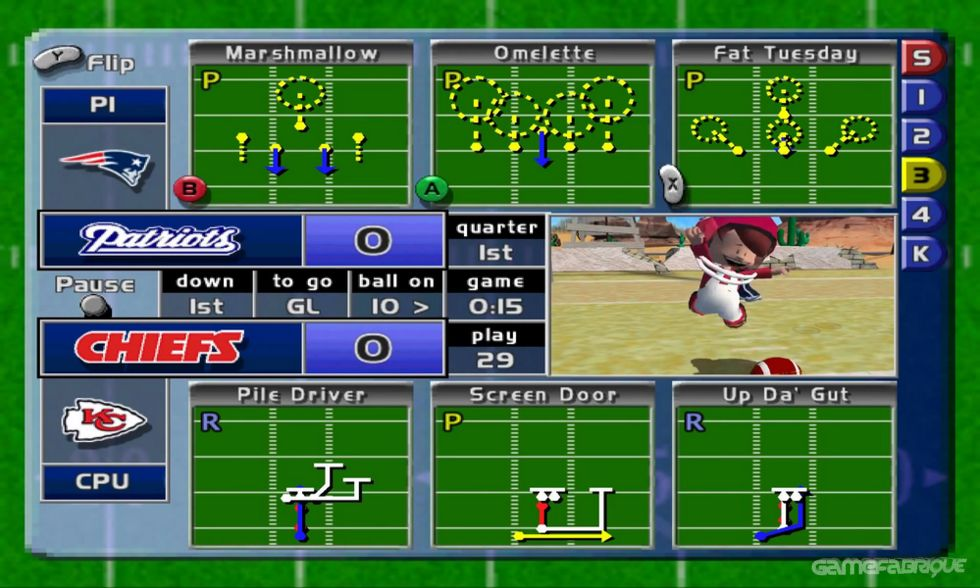 Backyard Football 1999 Download Pc - House of Things Wallpaper