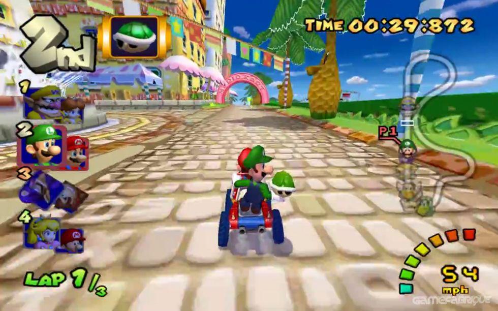 Mario Kart: Double Dash Download Game | GameFabrique