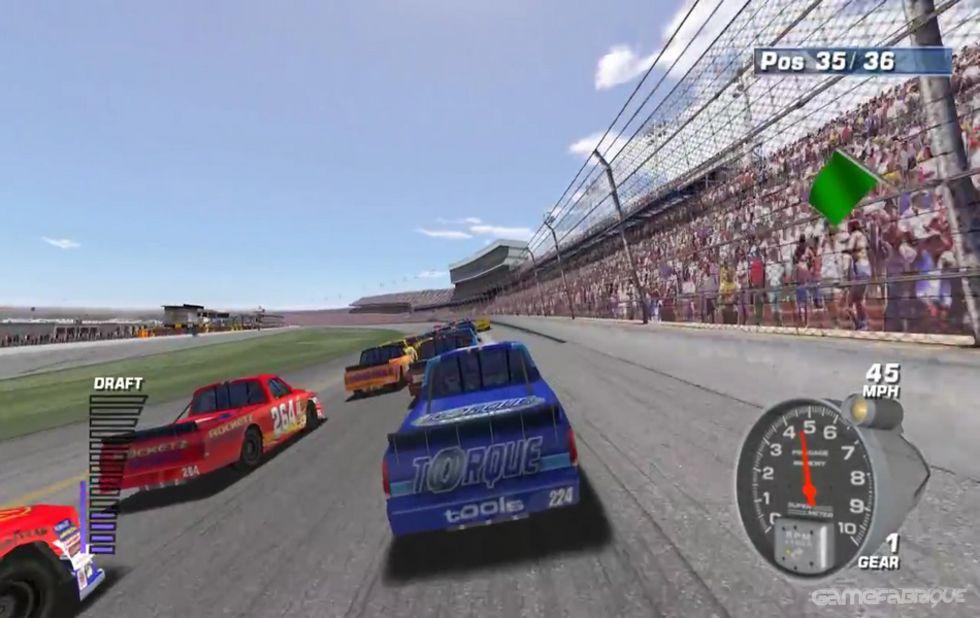 Nascar: Dirt to Daytona Download Game   GameFabrique