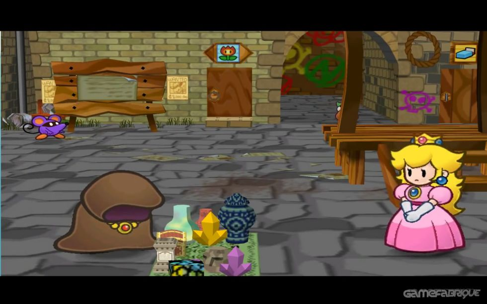 paper mario gamecube iso download