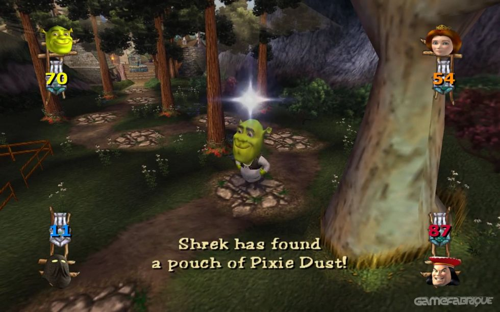 Shrek Super Party Download Game | GameFabrique