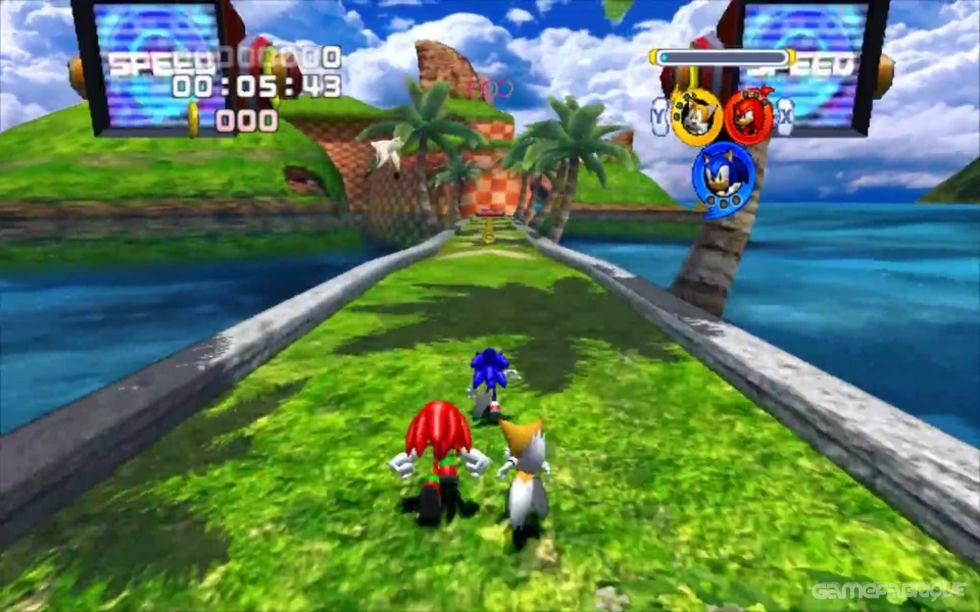 скачать игру sonic heroes через торрент