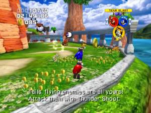 sonic heroes download for pc